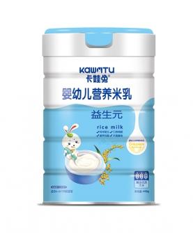 益生元婴幼儿营养米乳