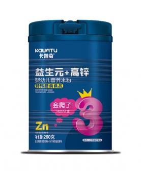 益生元+高锌婴幼儿营养米粉