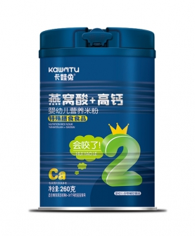 燕窝酸+高钙婴幼儿营养米粉