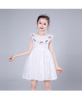 儿童礼服裙