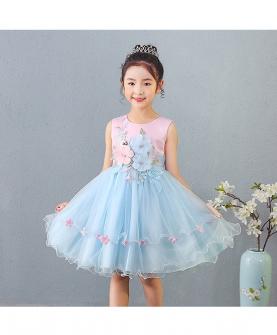 女童连衣裙夏季款