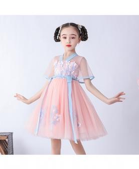 女童装唐装汉服