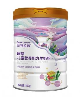 儿童羊奶粉4段