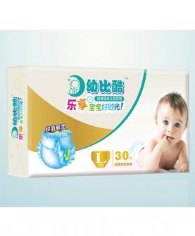 超薄婴幼儿纸尿裤L30片