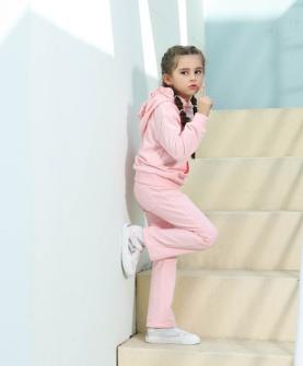 女童休闲套装