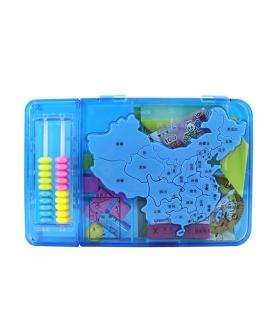 地图学具盒