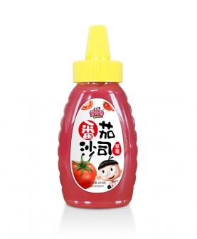 番茄沙司草莓味