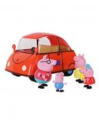 小猪佩奇玩具车套装过家家