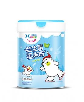 益生菌蒸米粉小米+钙