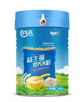 益生菌营养米粉铁锌钙益生菌
