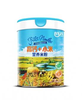 高钙+小米营养米粉