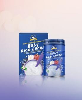 苹果蓝莓营养米粉