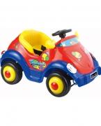 快乐娃轿车KL-18(红色)