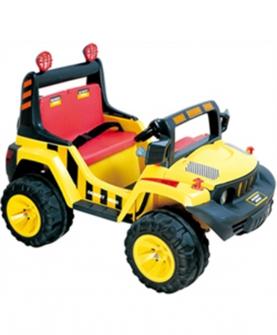 吉普车KL-02(黄色)