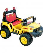 快乐娃吉普车KL-02(黄色)