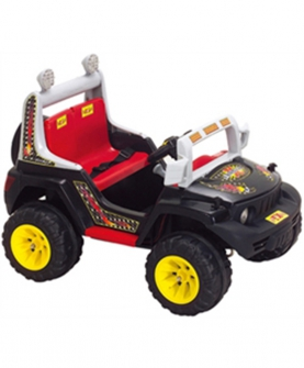 吉普车KL-02(红色)