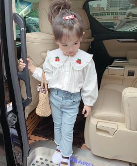 春夏女童套装