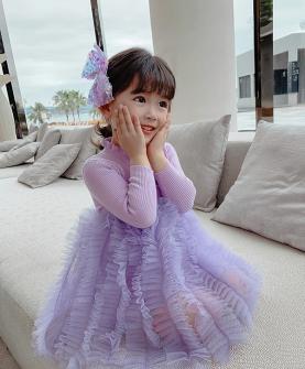 春夏女童套装连衣裙