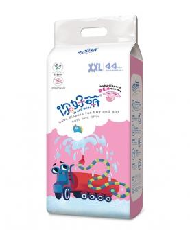 紫草油婴儿环腰裤 XXL44