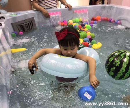 为什么婴儿游泳馆越来越受追捧