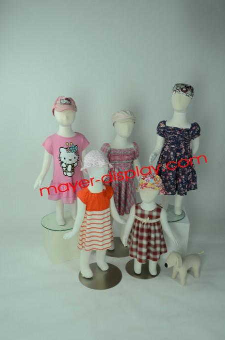 儿童模特 包布模特 半身模特  橱窗展示模特
