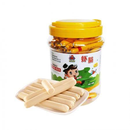 海保罗鳕鱼肠鱼肠全国招商 婴童食品厂家