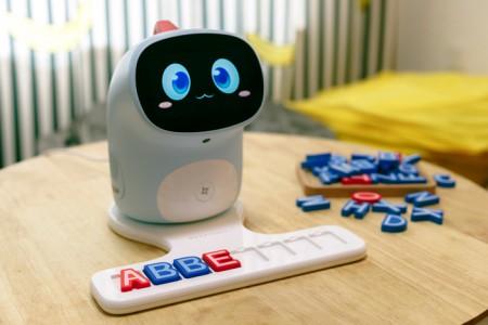 艾比兽幼儿英语启蒙机器人招商经销加盟合作