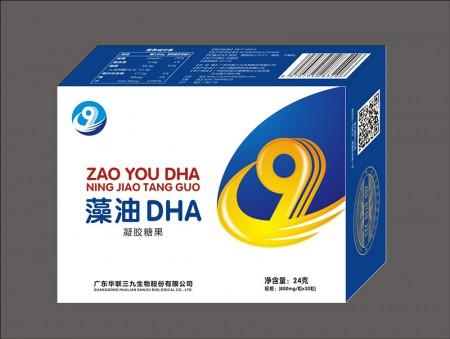 华联三九  藻油DHA凝胶糖果