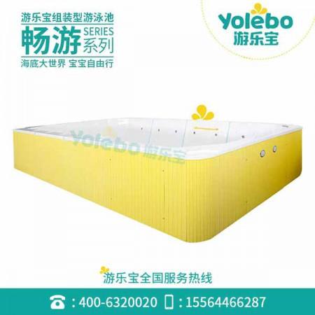 曲靖宣威学校恒温室内泳池钢结构设备 儿童水育健身设备价格