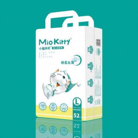 小猫米欧纸尿裤空白区域招商