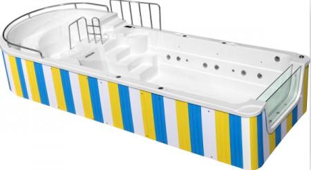 婴儿游泳馆设备游泳池、泡泡池