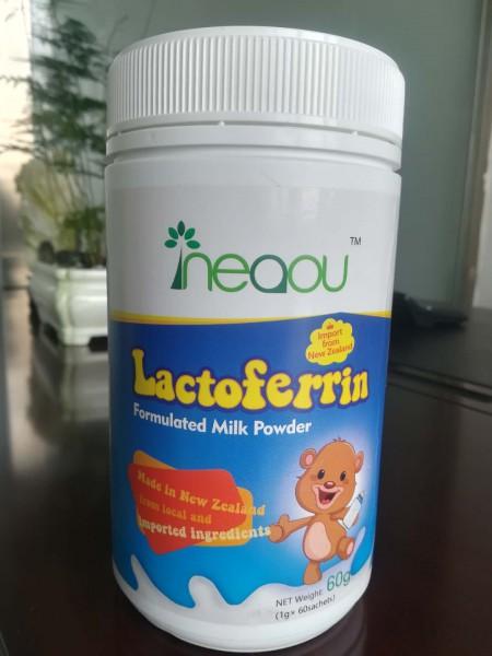 婴益优乳铁蛋白调制乳粉