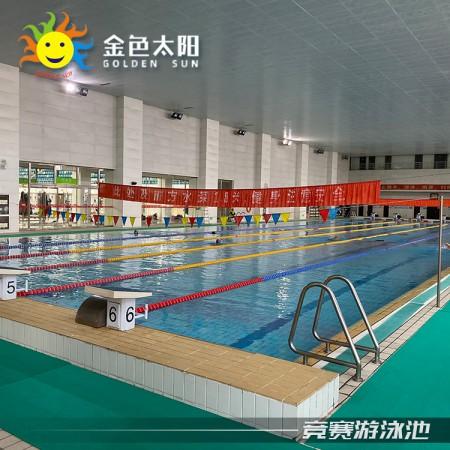 贵州组装钢结构泳池-大型室内成人泳池价格-钢结构泳池