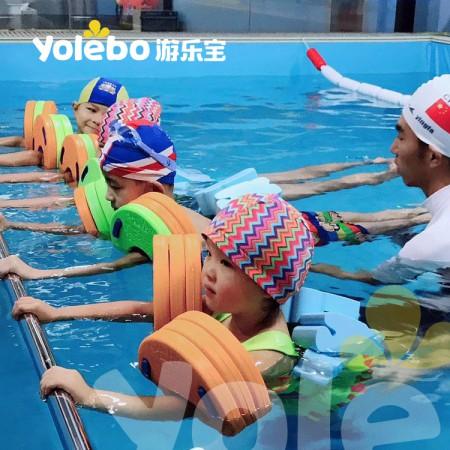 河北圆形亲子游泳池-大型水育早教泳池价格-游力安厂家