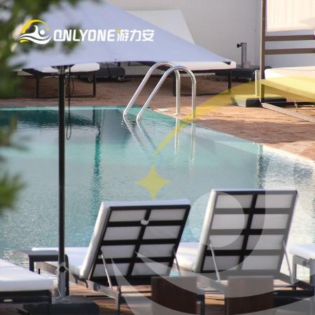 北京拆装式无边际游泳池-大型别墅家庭泳池设备-钢结构泳池