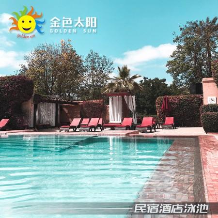 福建恒温幼儿园游泳池-室内拆装式泳池设备-钢结构泳池