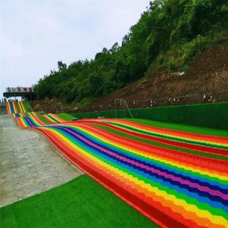 彩虹滑道安装便捷 彩虹滑道专业设计团队 彩虹滑道