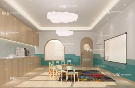 一格良创:幼儿园设计如何提高幼儿空间认知能力