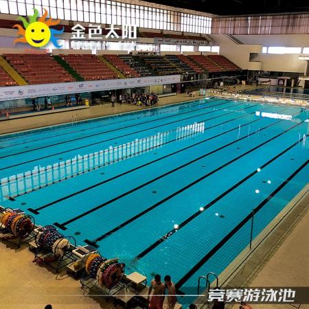 山东成人拼接游泳健身设备定制游力安厂家直销游泳池