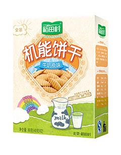 婴幼儿食品 稻田村婴儿磨牙饼干