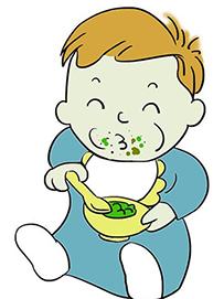 宝宝吃的零食怎么选